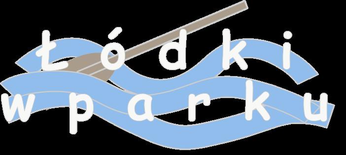 Łódki w parku